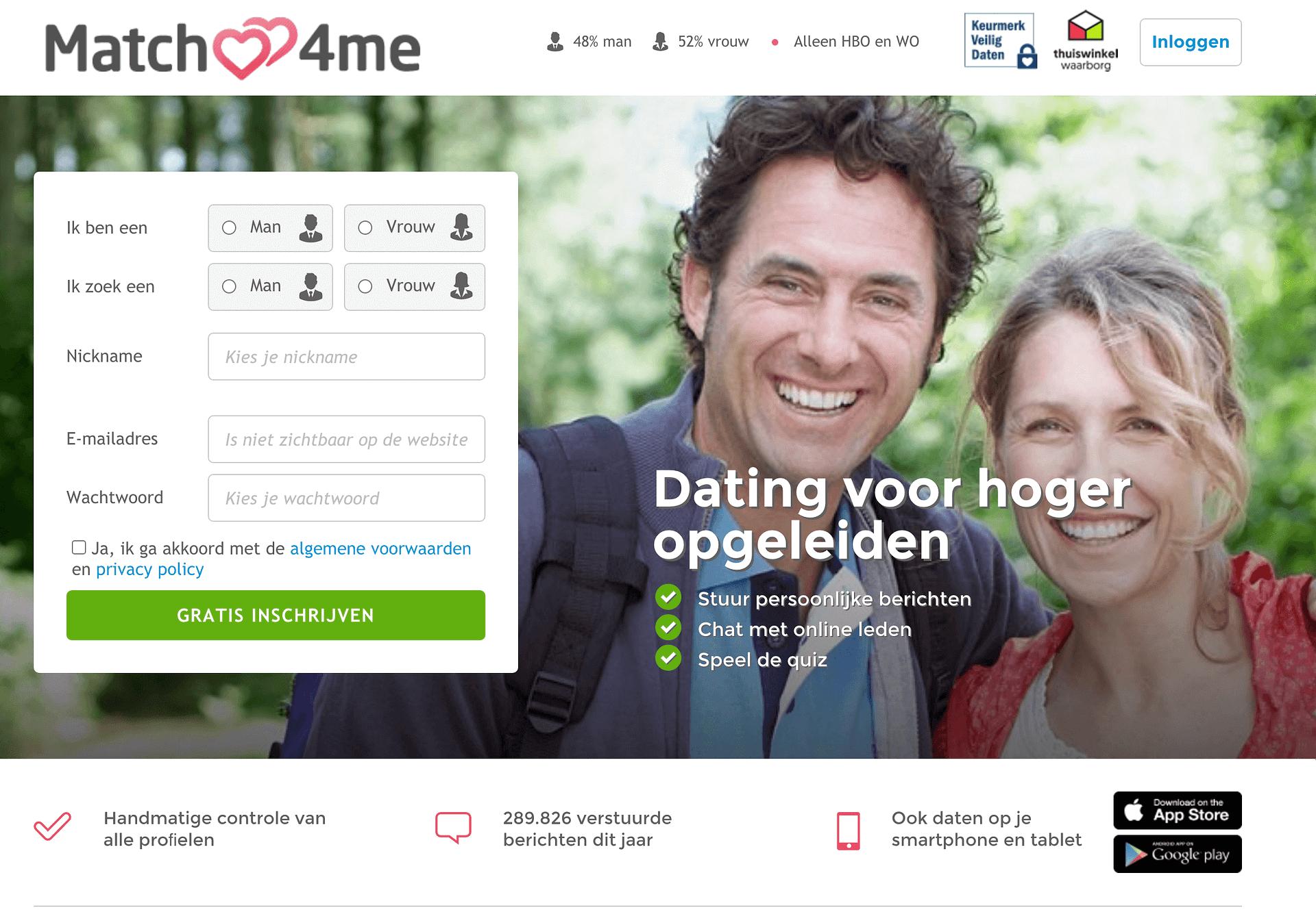 datingsite hoger opgeleiden Zaltbommel