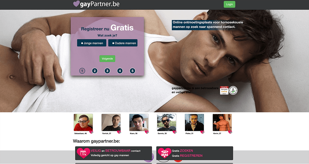 gaypartner review
